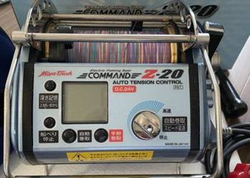 ミヤマエ:ミヤエポック 電動リール Z-20