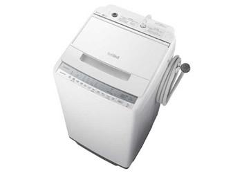 HITACHI(日立):2020年製 全自動洗濯機(7kg) BW-V70F-W